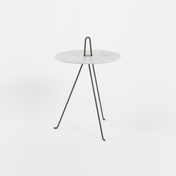 Tipi - 52cm/Marble | Side tables | Objekto