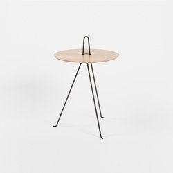Tipi - 52cm/Oak | Side tables | Objekto