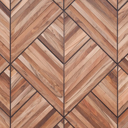 Leaf | Pannelli legno | Wonderwall Studios