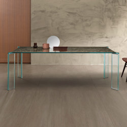 Can Can Ceramic | Dining tables | Tonelli