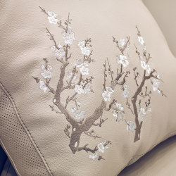 Embroidery | Surface finishings | BOXMARK Leather GmbH & Co KG