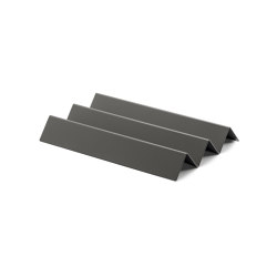 Stapler | File Tray Stack, knicker dusty grey RAL 7037 | Desk tidies | Magazin®