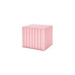 Container DS Small, light pink RAL 3015 | Storage boxes | Magazin®