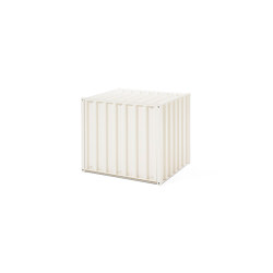 Container DS Small, pearl white RAL 1013 | Storage boxes | Magazin®