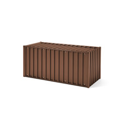 Container DS, pale brown RAL 8025 | Sideboards | Magazin®
