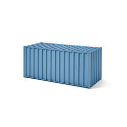 Container DS, pastel blue RAL 5024 | Sideboards | Magazin®