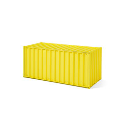Container DS, sulfur yellow RAL 1016 | Sideboards | Magazin®