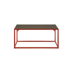Shelf Element Tara, red orange | Shelving | Magazin®