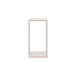 Echobox | Shelving System - Rectangle, white | Estantería | Magazin®