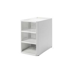Imelda Shoe Box, pure white RAL 9010 | Shelving | Magazin®