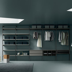Kabina Kloset | Walk-in wardrobes | md house