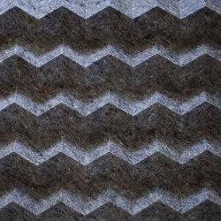 Foldwall 100 - Organoid wool from the Tyrolean mountain sheep | Pannelli per pareti | Foldart