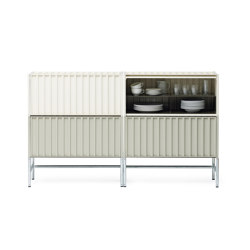 Container DS, pebble grey RAL 7032 | Sideboards | Magazin®