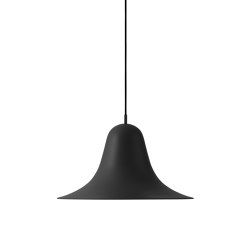 Pantop Pendant 45 Black | Suspended lights | Verpan