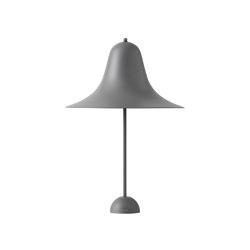 Pantop Table Lamp 45 Grey | Lámparas de sobremesa | Verpan