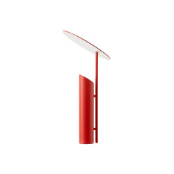 Reflect Table Lamp Red | Table lights | Verpan