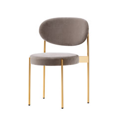 Series 430 | Chair Brass | Chaises | Verpan