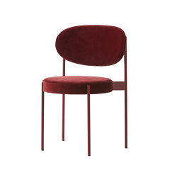 Series 430 | Chair Burgundy | Chaises | Verpan