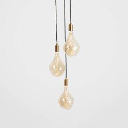 Voronoi II Brass Ceiling Light | Suspended lights | Tala