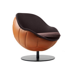 lillus wembley | lounge chair / dinner chair | Armchairs | lento