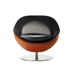 lillus nba | lounge chair / dinner chair | Armchairs | lento
