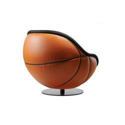lillus nba | lounge chair | Armchairs | lento