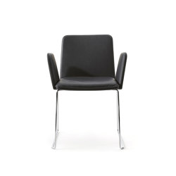 sitting smartK | Skid chair | Sillas | lento