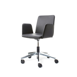 sitting smartD | Swivel chair | Office chairs | lento