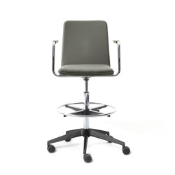 sitting smartDH | Counter chair | Sillas de trabajo altas | lento