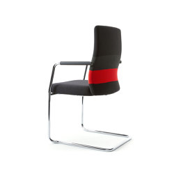 agilisFA   Cantilever with integrated armrests   Sillas   lento