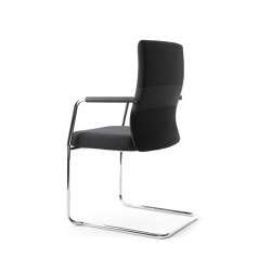 agilis FA | Cantilever with integrated armrests | Chairs | lento