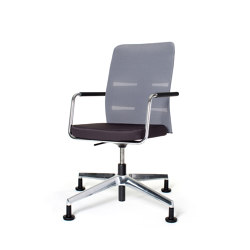 agilis matrix | Swivel chair | Office chairs | lento