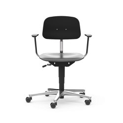 1000 classic swivel chair | Sillas de oficina | Dauphin