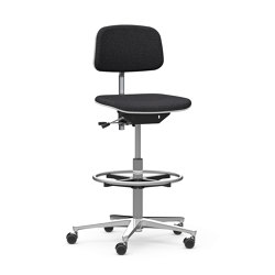 1000 classic counter swivel chair | Counter stools | Dauphin