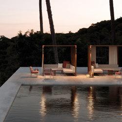 lounge pavilion | Gazebos | KETTAL
