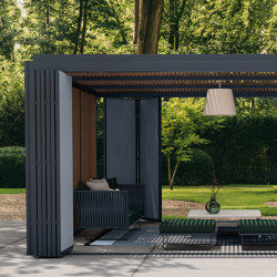 pavilion h simple | Gazebi | KETTAL