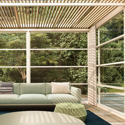pavilion h simple | Pavillons de jardin | KETTAL