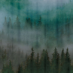 Mist | Wall coverings / wallpapers | Inkiostro Bianco