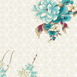 Natzumi | Wall coverings / wallpapers | Inkiostro Bianco