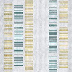 Wall Codex | Carta parati / tappezzeria | Inkiostro Bianco