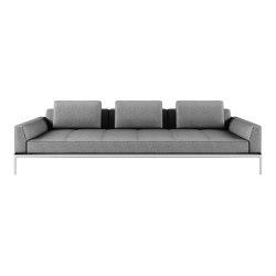 Aluzen Sofa 3 P03 | Sofás | Alias