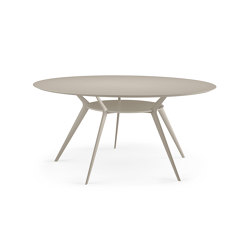 Biplane 40A | Dining tables | Alias