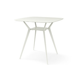 Biplane High 454 | Bistro tables | Alias