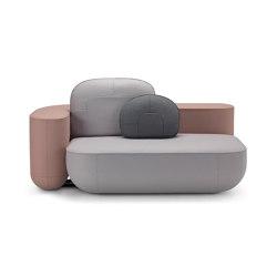 Okome Sofa 25C + 27A | Sofas | Alias
