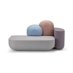 Okome Sofa 25D + 27A | Sofas | Alias