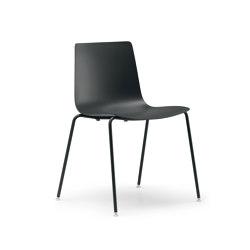 Slim Chair 4 89C | Chaises | Alias