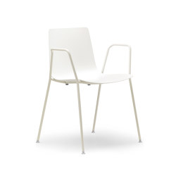 Slim Chair 4 Arm 89D | Sillas | Alias