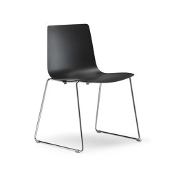 Slim Chair Sledge 89A | Stühle | Alias