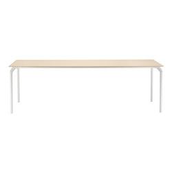 Tec 800 630 | Dining tables | Alias
