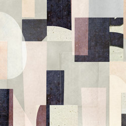 Papier Collés | Wall coverings / wallpapers | Inkiostro Bianco